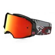 Oakley Airbrake Mx - KROC94 Signature w/Fire Irid - Ski & Snowboard Goggles