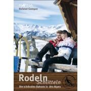 Raetia Bahnen in den Alpen