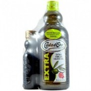 Ulei de Masline Extravirgin Costa d'Oro 1L CADOU Otet Balsamic 250ml