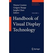 Handbook of Visual Display Technology by Janglin Chen