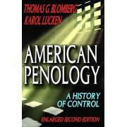 American Penology by Charles Edward Merriam