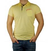Devergo férfi galléros póló