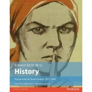 Edexcel GCSE (9-1) History Russia and the Soviet Union, 1917-1941 Student Book by Martyn J. Whittock