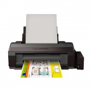 Imprimanta inkjet color CISS Epson L1300, dimensiune A3, viteza max ISO 15ppm alb-negru, 5,5ppm color, rezolutie 5760x1440dpi