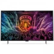 Телевизор Philips, 55 инча, Android TV, Ambilight 2, Pixel Precise UHD, 1800 PPI, 20W, 55PUS6561/12