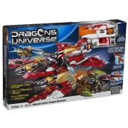 Mega Bloks - 95214U - Set de construcción - Dragones de Batalla - Ultimate Acción Dragón Destructor