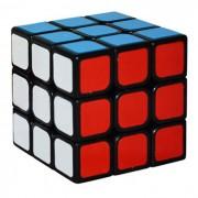 Mini tercer orden Cube Puzzle juguetes - Negro