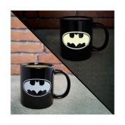 Dc Comics Mug Glow In The Dark Batman Logo