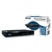 KGUARD KG-AR1621 :: 16-канален мрежов DVR рекордер, Aurora, H.264, HDMI/VGA/BNC изходи, 2 канала звук, eSATA