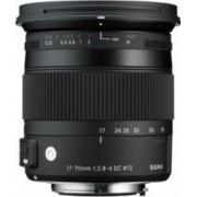 Obiectiv Foto Sigma 17-70mm f2.8-4 DC Macro OS HSM Canon EOS