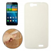 0.7mm Ultra-thin TPU Transparent Protective Case for Huawei Ascend G7 / C199(Transparent)