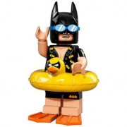 Mini Figurine Lego® Serie 17 - The Batman Movie : Vacances À Batman