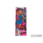 Belle barbie szett