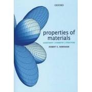 Properties of Materials by Robert E. Newnham