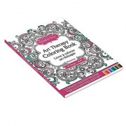 Living In Color Art Therapy Coloring Book 50 Designs (A4) 8.3in x 11.6in a creative outlet for hours of fun and calming mindfulness Unwind