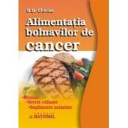 Alimentaţia bolnavilor de cancer.
