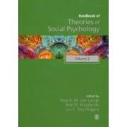 Handbook of Theories of Social Psychology: Volume Two by Arie W. Kruglanski
