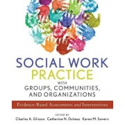 Social Work Practice with Groups, Communities, and Organizations by Charles A. Glisson