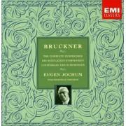 Eugen Jochum - Bruckner: Symphonies 1-9 (0724357390521) (9 CD)
