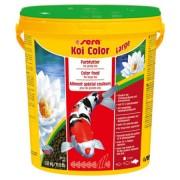 Hrana koi mari, granule, Sera Koi Color Large 21L, 5,35kg, 7028