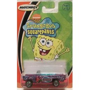 Matchbox 2003 Nickelodeon 1955 Chevy Bel Air Spongebob Squarepants