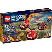 LEGO Nexo Knights Chaoskoets van de Monster Meester - 70314