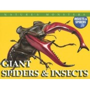 Giant Spiders & Insects by Chris McNab