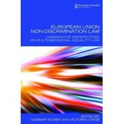 European Union Non-discrimination Law by Dr Dagmar Prof. Schiek