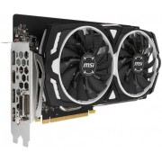 Placa Video MSI GeForce GTX 1060 ARMOR 6G OC, 6GB, GDDR5, 192 bit