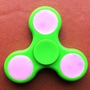 Fidget Spinners with Light Hand Ultra Tri-Spin Speed Toy