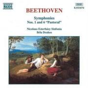 L Van Beethoven - Symphony No.1 Op.21 (0730099447423) (1 CD)