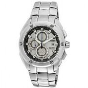 Citizen Silver Metal Round Dial Quartz Watch For Men (CA0210-51A)