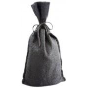 Wenko 77799100 - Bolsa absorbe humedad re utilizable, absorbe hasta 850 ml (1 kg, 17 x 25 x 10 cm), color antracita