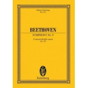 Symphony No. 9 in D Minor, Op. 125 Choral by Ludwig van Beethoven