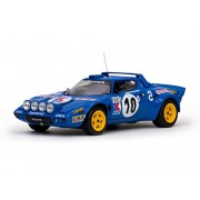 Sunstar Lancia Stratos HF Rally - # 10 M.Mouton / F.Conconi Rallye Monte-Carlo 1978 - 1:18 Escala Diecast Car