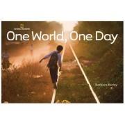 One World, One Day by Barbara Kerley