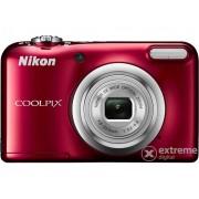 Aparat foto Nikon Coolpix A10, roşu