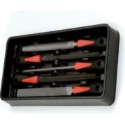 Modul PVC 5 pile cu maner bimaterial - 5 scule - Mob-Ius