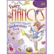 Fancy Nancy's Gloriously Gigantic Sticker-tivity Book by Jane O'Connor