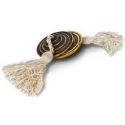 Kansa Manjeera (Cymbals) I Indian Cymbal I Pure Kansa Clapper I Kansa Manjeera Bell I 33 DH (Inches)