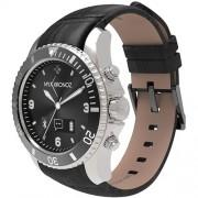 Smartwatch ZeClock Premium Argintiu Mykronoz