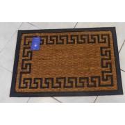 Gumi lábtörlő bordázott 40x60cm/Cikksz:111008