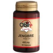 OBIRE JENGIBRE 60 CAPSULAS 400 MG