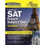Cracking the Sat French Subject Test by Princeton Review