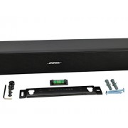 Universal Soundbar Wall Mount Kit with Mounting Accessories For Bose CineMate 120 SoundTouch 120 or Solo 5 Sound Bar Designed In the UK by Soundbass