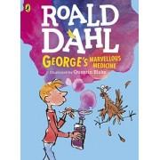 George's Marvellous Medicine by Roald Dahl