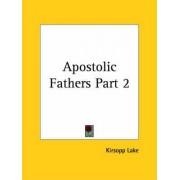 Apostolic Fathers Vol. II (1917) by Kirsopp Lake