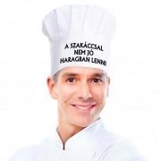 Szakáccsal nem jó - Tréfás szakácssapka