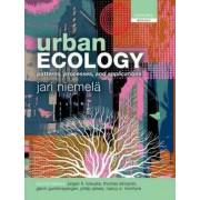 Urban Ecology by Jari Niemel