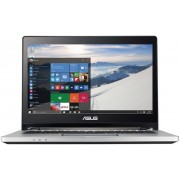"Laptop 2in1 ASUS Transformer Book Flip TP300LJ-C4011T (Procesor Intel® Core™ i7-5500U (4M Cache, up to 3.00 GHz), Broadwell, 13.3""FHD, Touch, 8GB, 1TB, nVidia GeForce 920M@2GB, Wireless AC, Win10 Home 64) + Geanta Laptop ASUS Aglaia 13"" (Mov)"